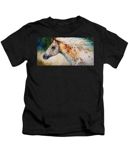 Appaloosa Spirit 3618 Kids T-Shirt