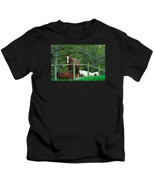 Apple Dreams Kids T-Shirt