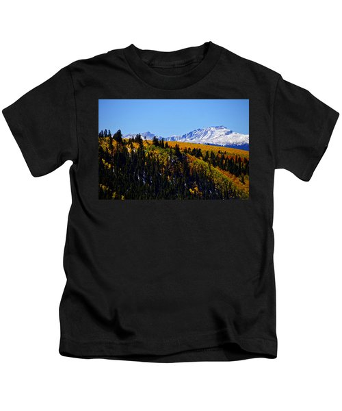 Aptitude Meets Altitude Kids T-Shirt