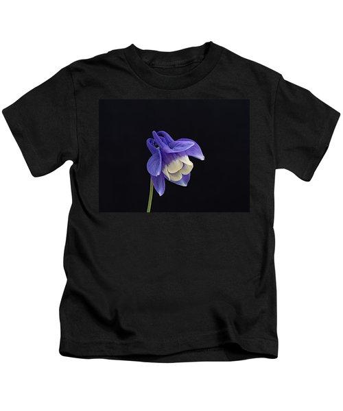Aquilegia Flabellata -1 Kids T-Shirt