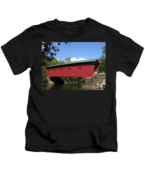 Arlington Bridge 2526a Kids T-Shirt