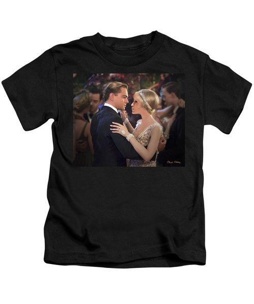 Art Deco Ball  Kids T-Shirt