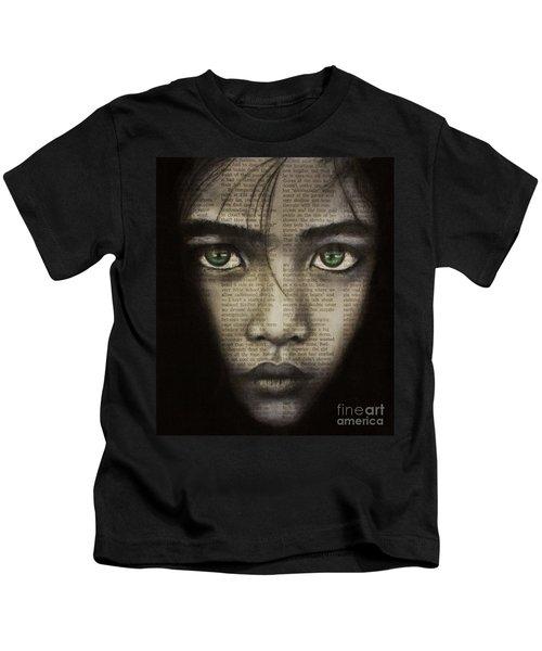 Art In The News 45 Kids T-Shirt