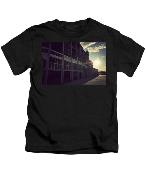 Asbury Park Nj Casino Vintage Kids T-Shirt