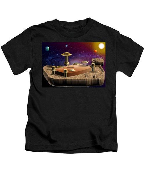 Asteroid Terminal Kids T-Shirt