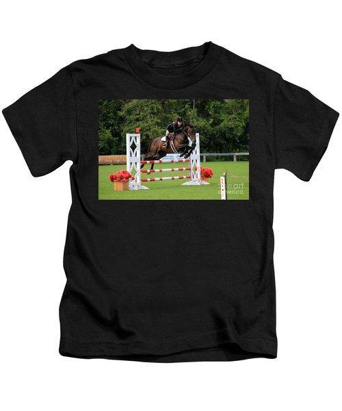 At-s-jumper132 Kids T-Shirt