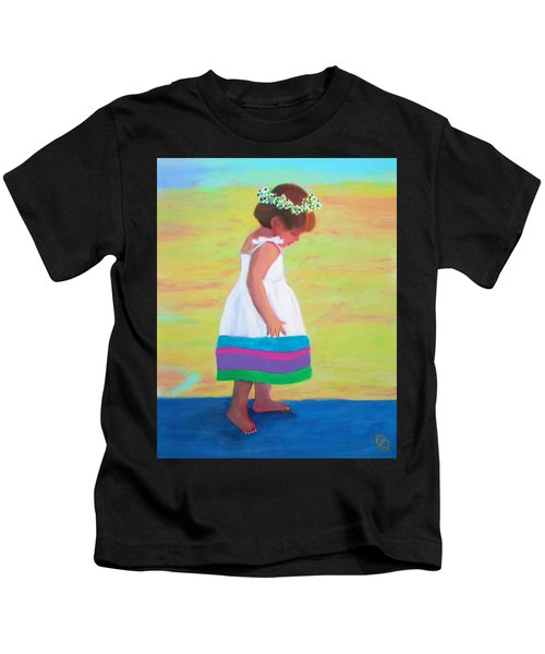 At The Beach Kids T-Shirt