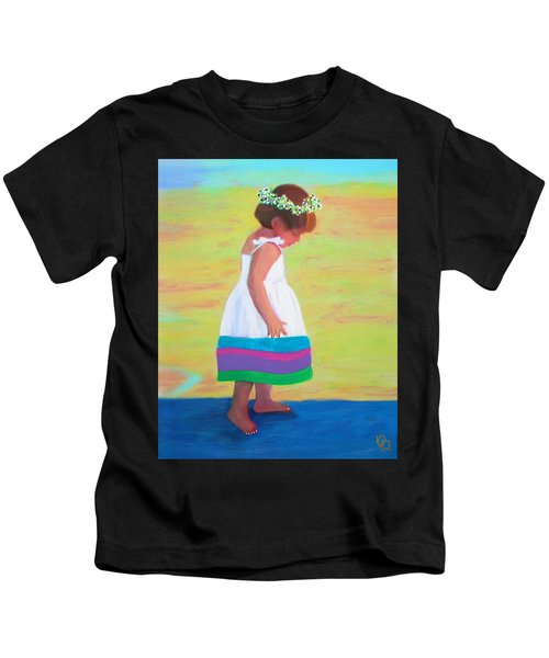 At The Beach Kids T-Shirt