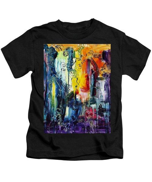 Atlantis Sinking Kids T-Shirt