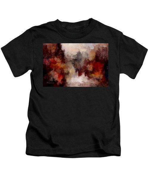 Autumn Abstract Kids T-Shirt