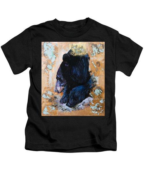 Autumn Bear Kids T-Shirt