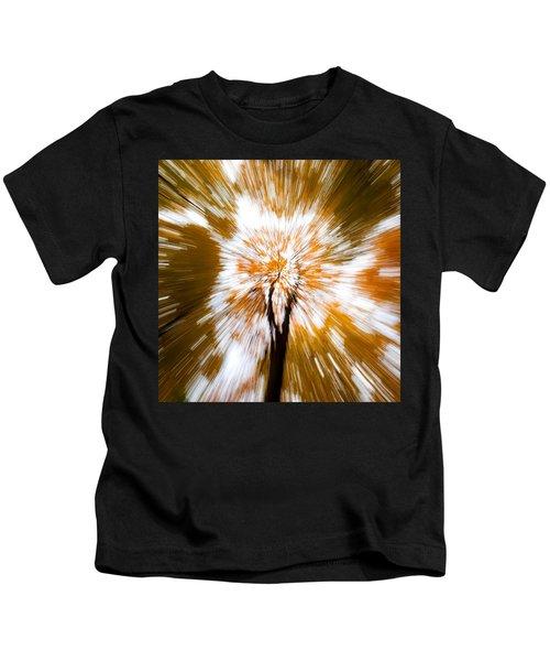 Autumn Explosion Kids T-Shirt