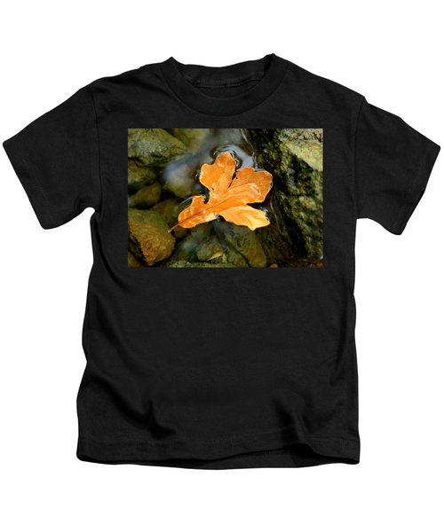 Autumn Gold Kids T-Shirt