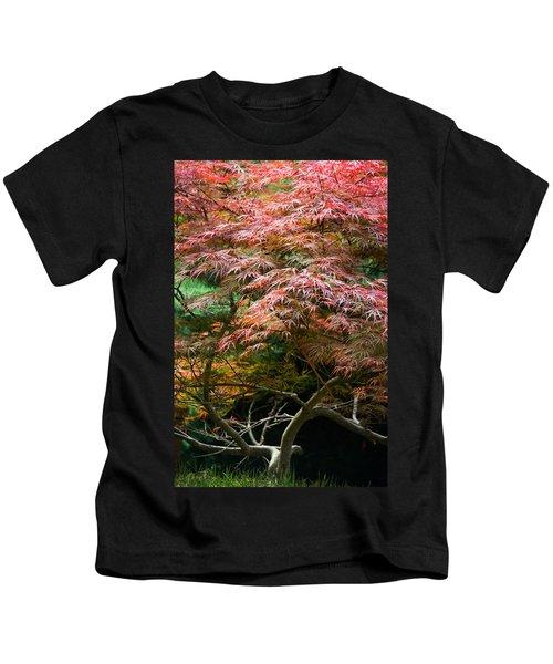 Autumn Is Here Kids T-Shirt