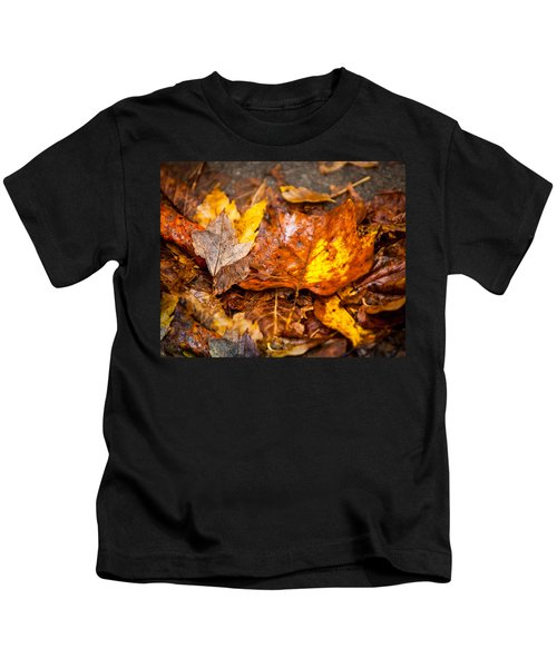 Autumn Pile Kids T-Shirt