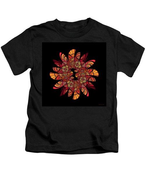 Autumn Wreath Kids T-Shirt
