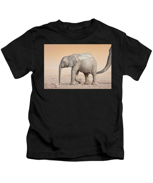 Baby Elephant  Kids T-Shirt