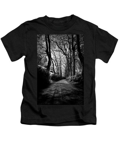 Back Road East 2 Kids T-Shirt