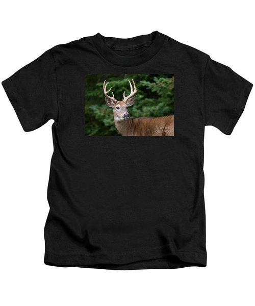 Backward Glance Kids T-Shirt