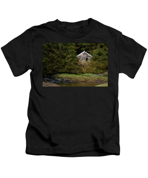 Backwoods Shack Kids T-Shirt