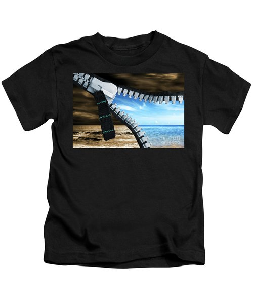 Bad Into Good Kids T-Shirt