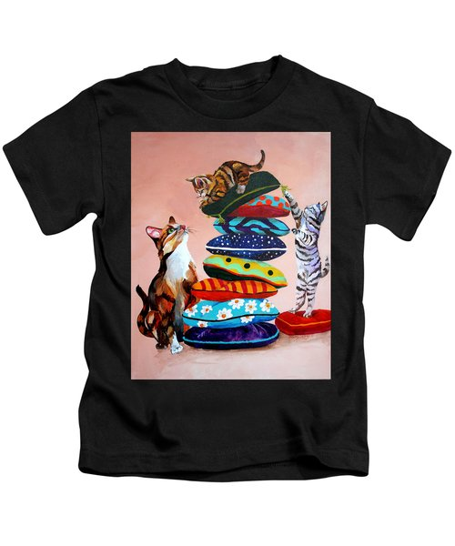 Balancing Act Kids T-Shirt
