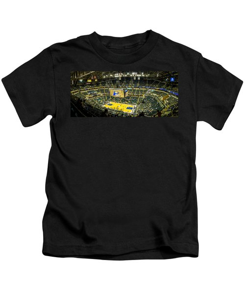 Bankers Life Fieldhouse - Home Of The Indiana Pacers Kids T-Shirt