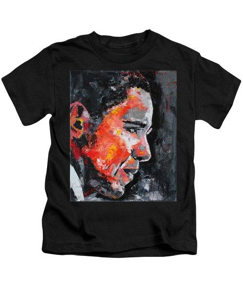 Barack Obama Kids T-Shirt