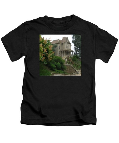 House Of Norman Bates Kids T-Shirt