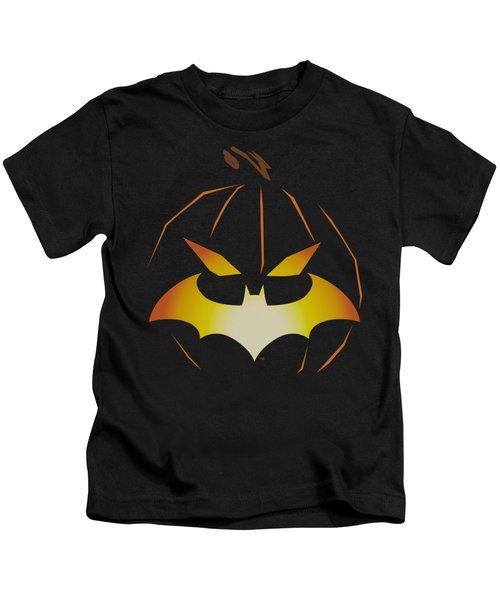 Batman - Jack O'bat Kids T-Shirt