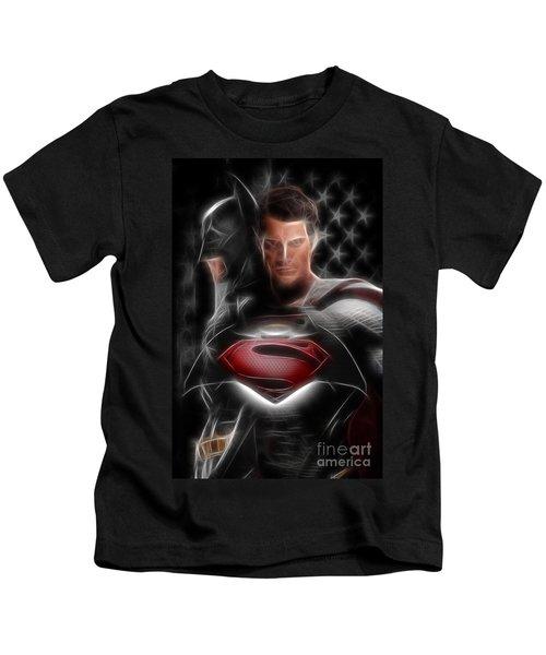 Batman Vs Superman  Kids T-Shirt