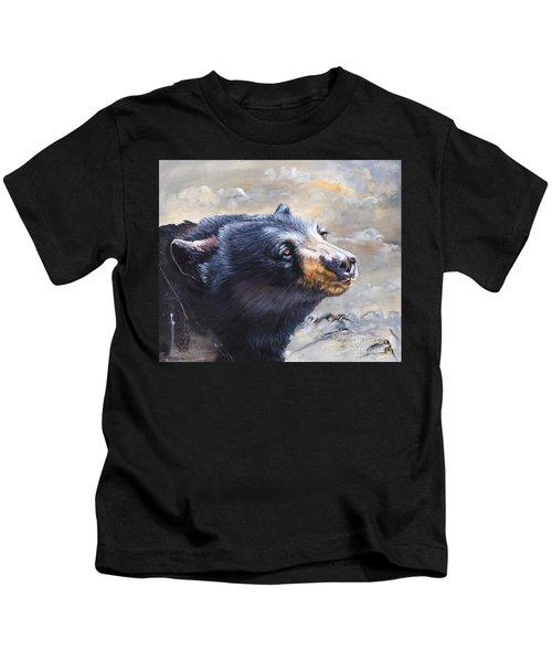 Four Winds Bear Kids T-Shirt