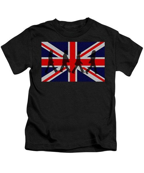 Beatles Abbey Road  Kids T-Shirt