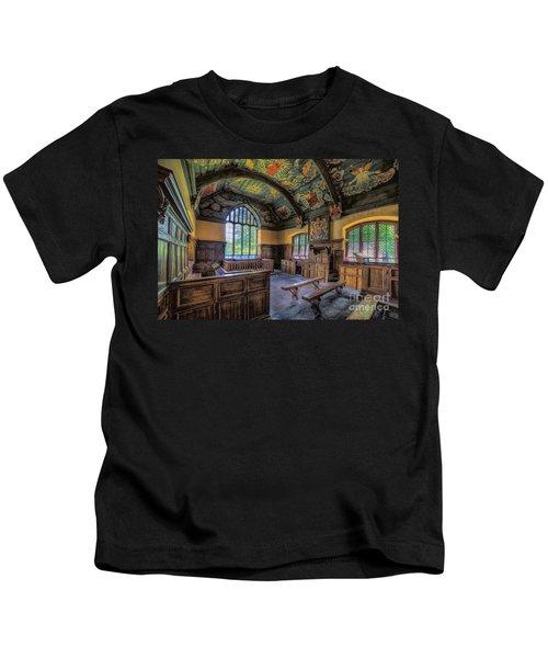 Beautiful 17th Century Chapel Kids T-Shirt