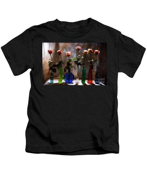 Before The Curtain Falls Kids T-Shirt