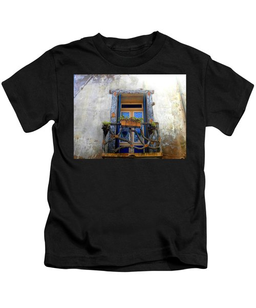 Behind The Window ... Kids T-Shirt