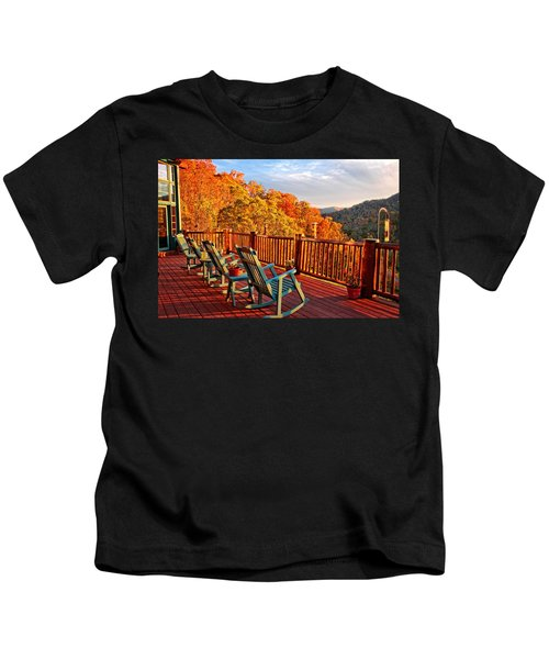 Best View In Town  Kids T-Shirt