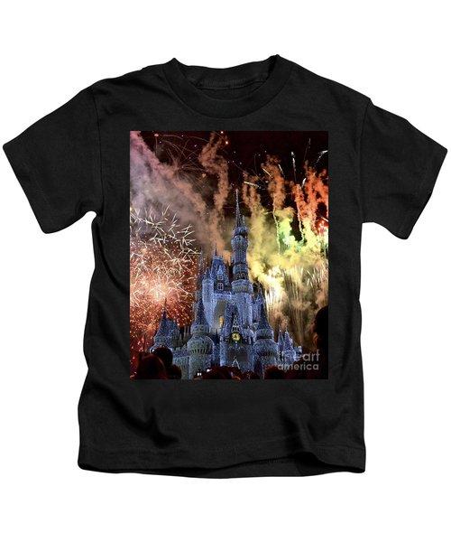 Holiday Magic Kids T-Shirt