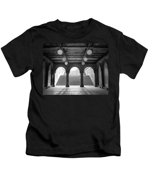 Bethesda Passage Central Park Kids T-Shirt