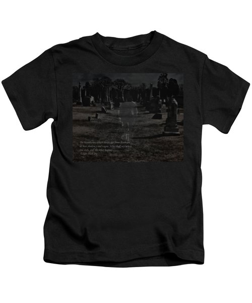 Between Life And Death Kids T-Shirt
