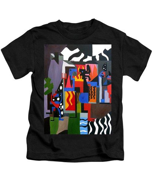 Bicloptochotik Kids T-Shirt