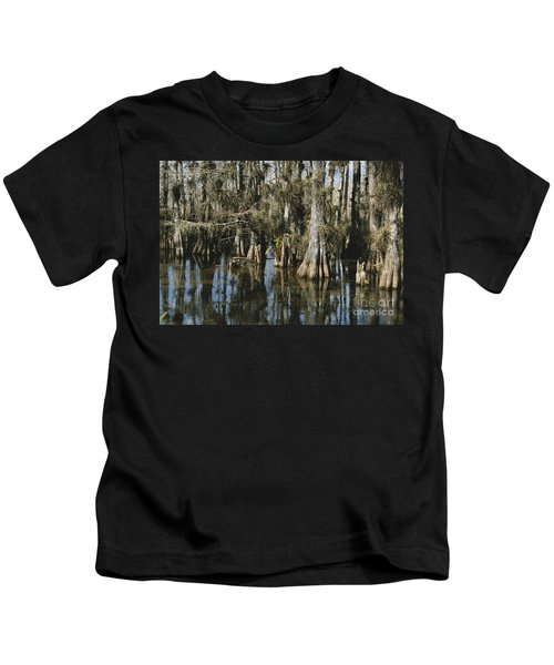 Big Cypress National Preserve Kids T-Shirt