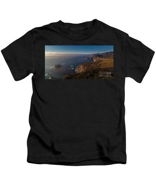 Big Sur Headlands Kids T-Shirt