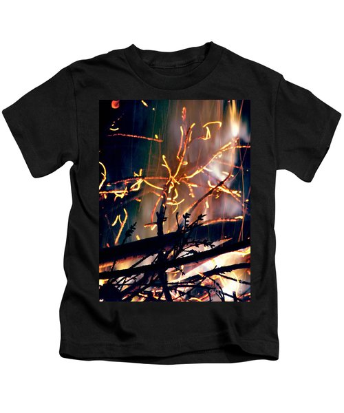 Birthed From Fire Kids T-Shirt