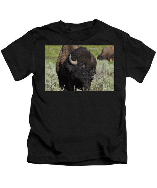 Bison Kids T-Shirt