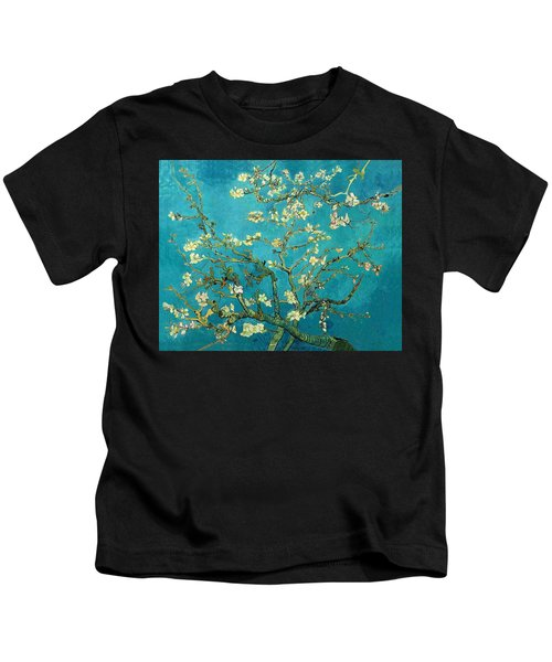 Blossoming Almond Tree Kids T-Shirt