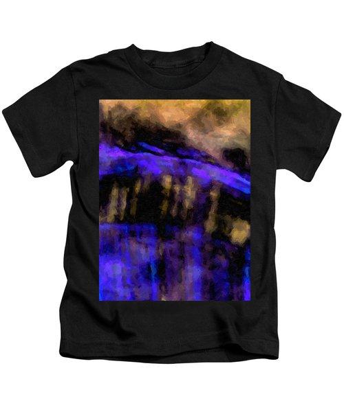 Blue Cliff Kids T-Shirt
