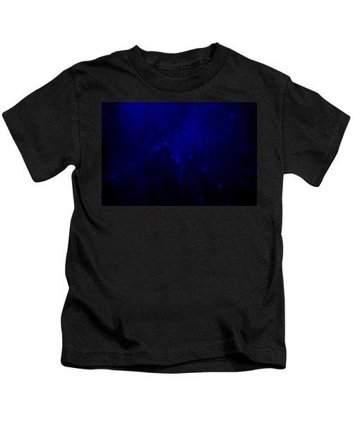 Blue Hearts Kids T-Shirt
