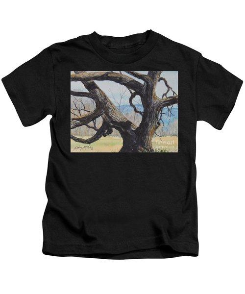 Blue Ridge Memories...sold Kids T-Shirt