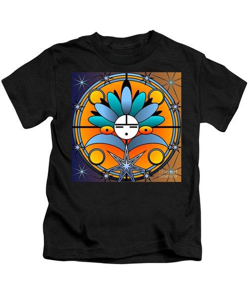 Blue Star Kachina 2012 Kids T-Shirt